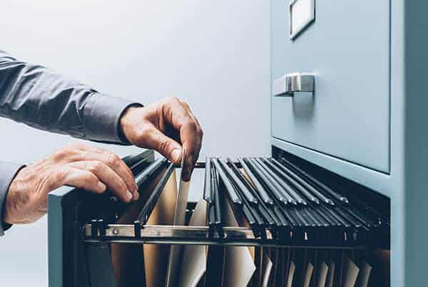 Identifying Your Million Dollar Filing Cabinet